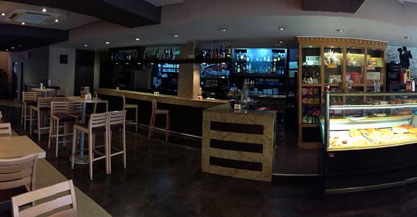 Cafetería Xoyma en Foz